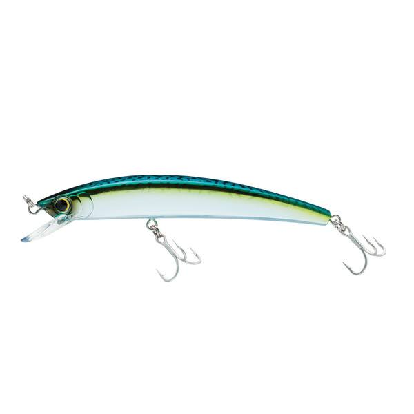 Yo-Zuri Crystal Minnow Floating Lure - Holographic Green Mackerel