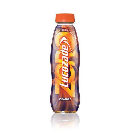 Lucozade Energy Orange Zero 380ml