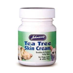 Johnson`s Tea Tree Skin Cream