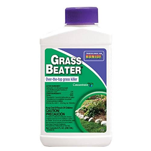 Bonide Products 7458 Concentrate Grass Killer - 8oz