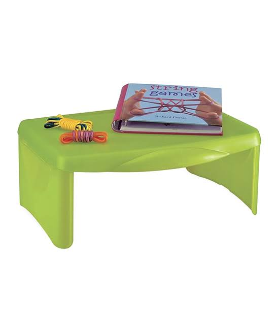 Folding Lap Desk, in Green