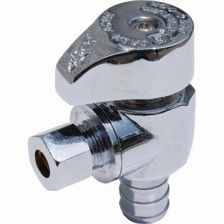 SharkBite Ice Maker Valve Waste Drain