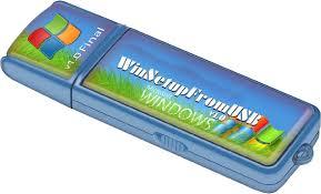 WinSetupFromUSB 1.4 نصب ویندوز از روی فلش مموری