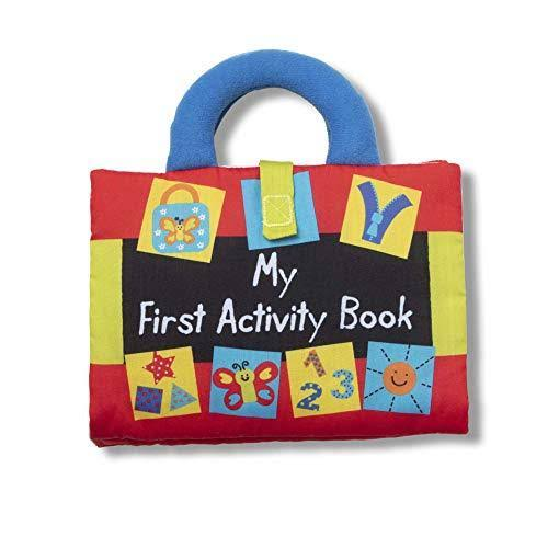 Melissa and Doug K's Kids My First Activity Book