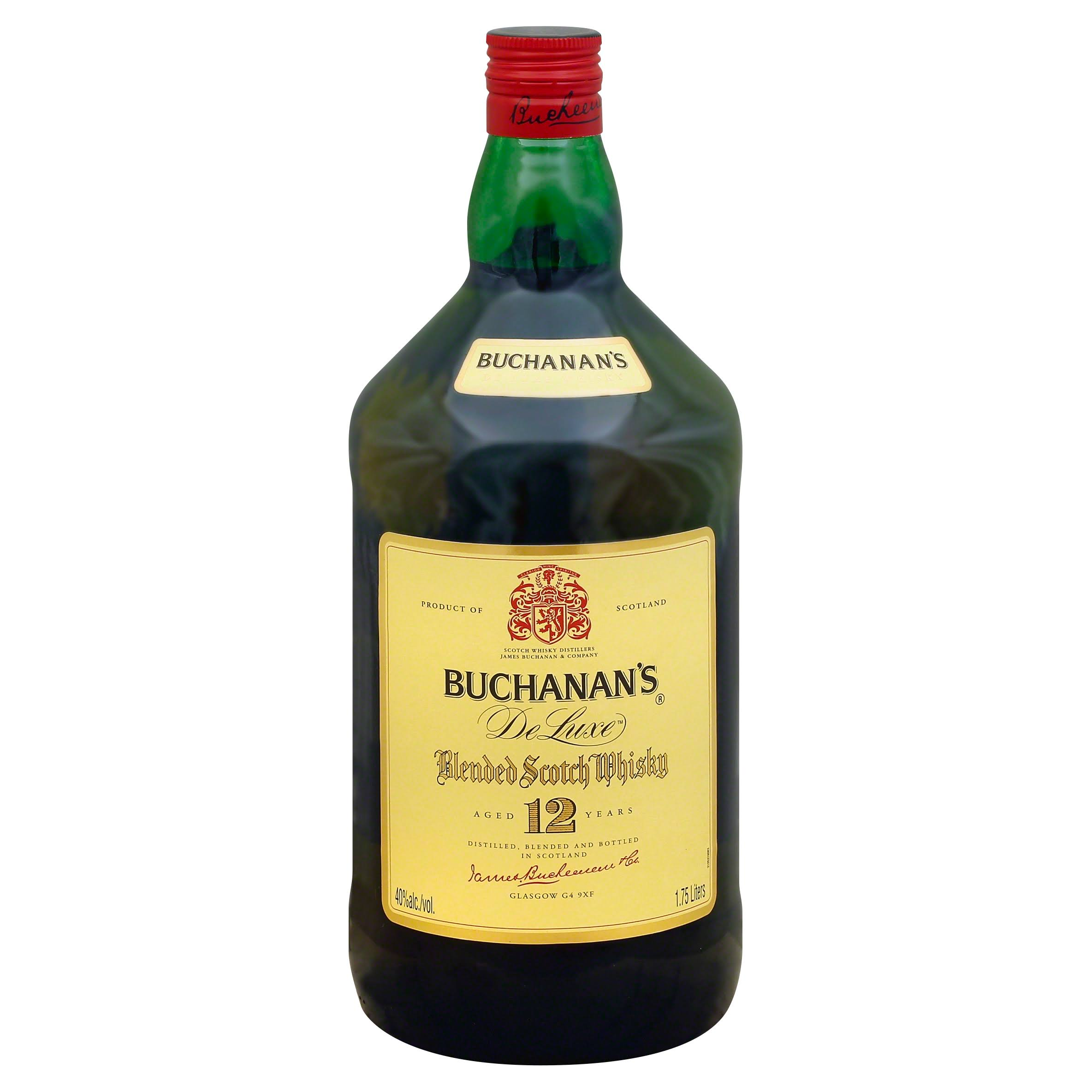 Buchanan's Blended Scotch Whisky