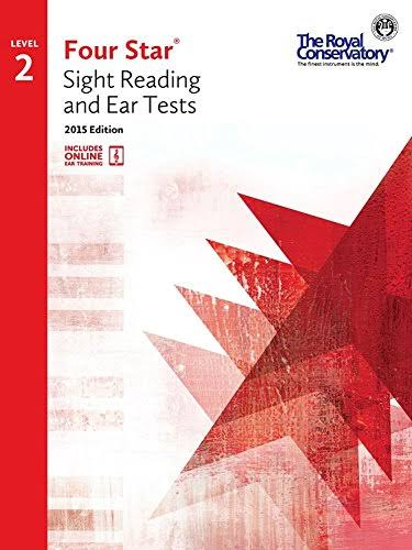 Four Star Sight Reading and Ear Tests Level 2 - Boris Berlin and Andrew Markow