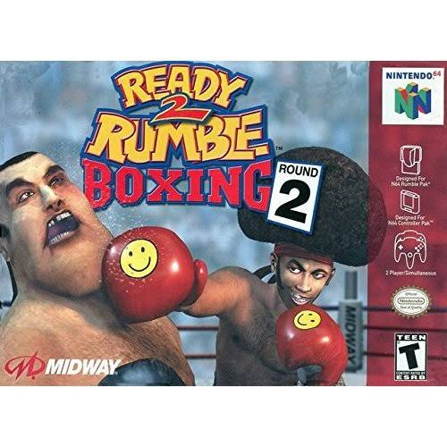 Ready 2 Rumble Boxing: Round 2 - Nintendo 64