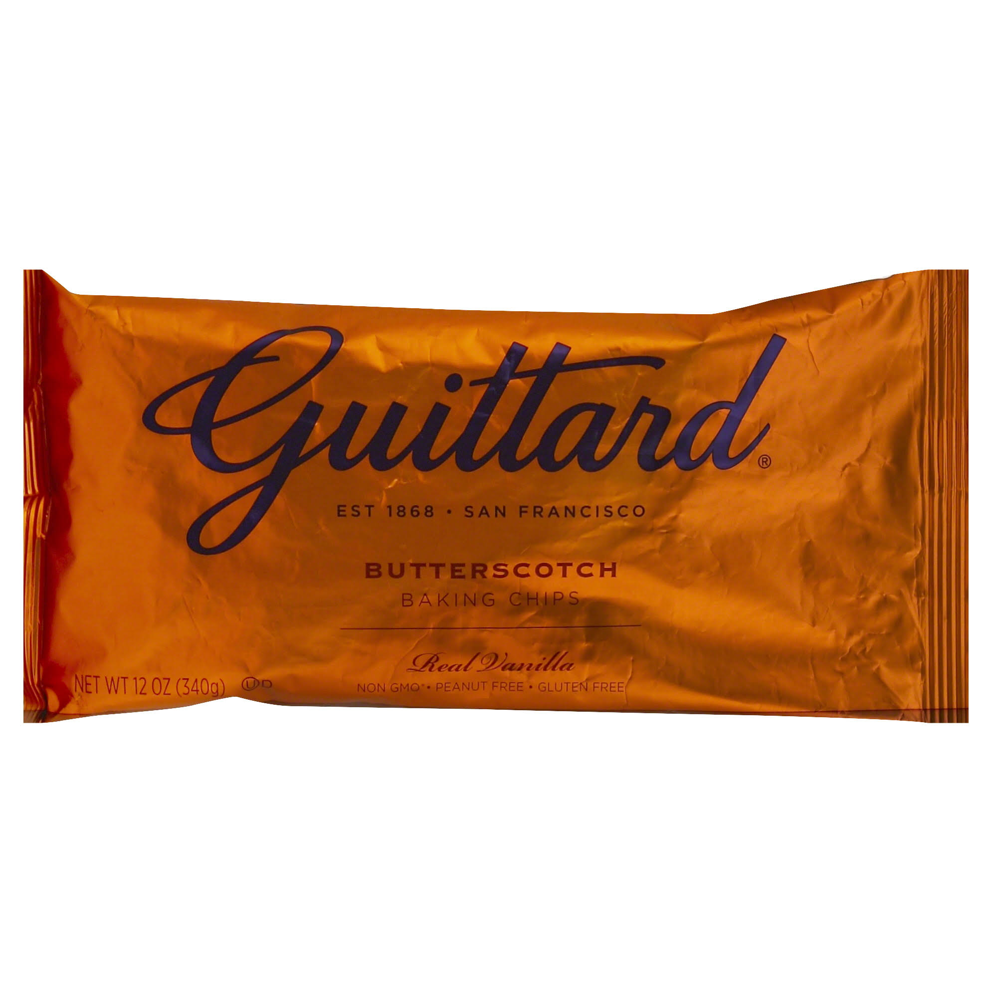 Guittard Chocolate Butterscotch Chips - 12oz