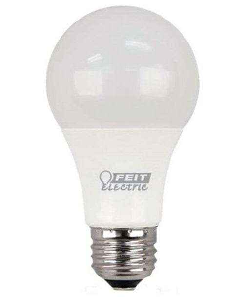 Feit Electric Led Light Bulb - Soft White, 4 Bulbs, 9W