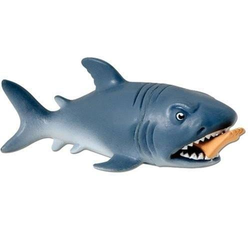 Schylling Chomp Rubber Man Eating Shark