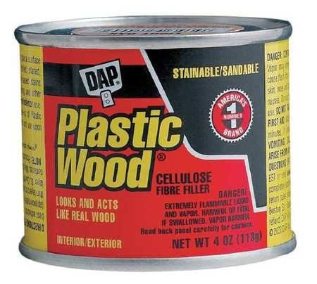 Dap Plastic Wood Filler - 113g
