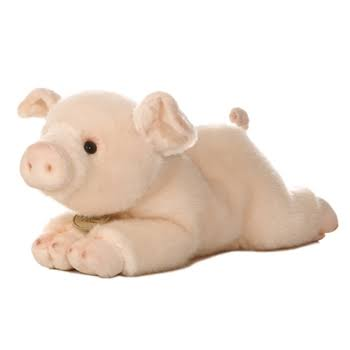 Aurora World Miyoni Plush Pig