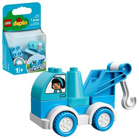 Lego Duplo - My First Tow Truck 10918