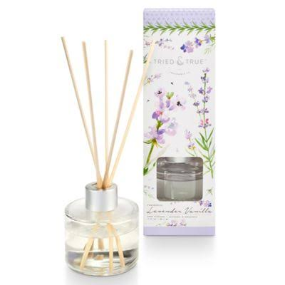 Tried & True Lavender Vanilla Reed Diffuser 3 Fluid Ounce