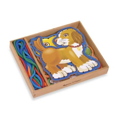 Melissa & Doug Pets Lace and Trace Panels