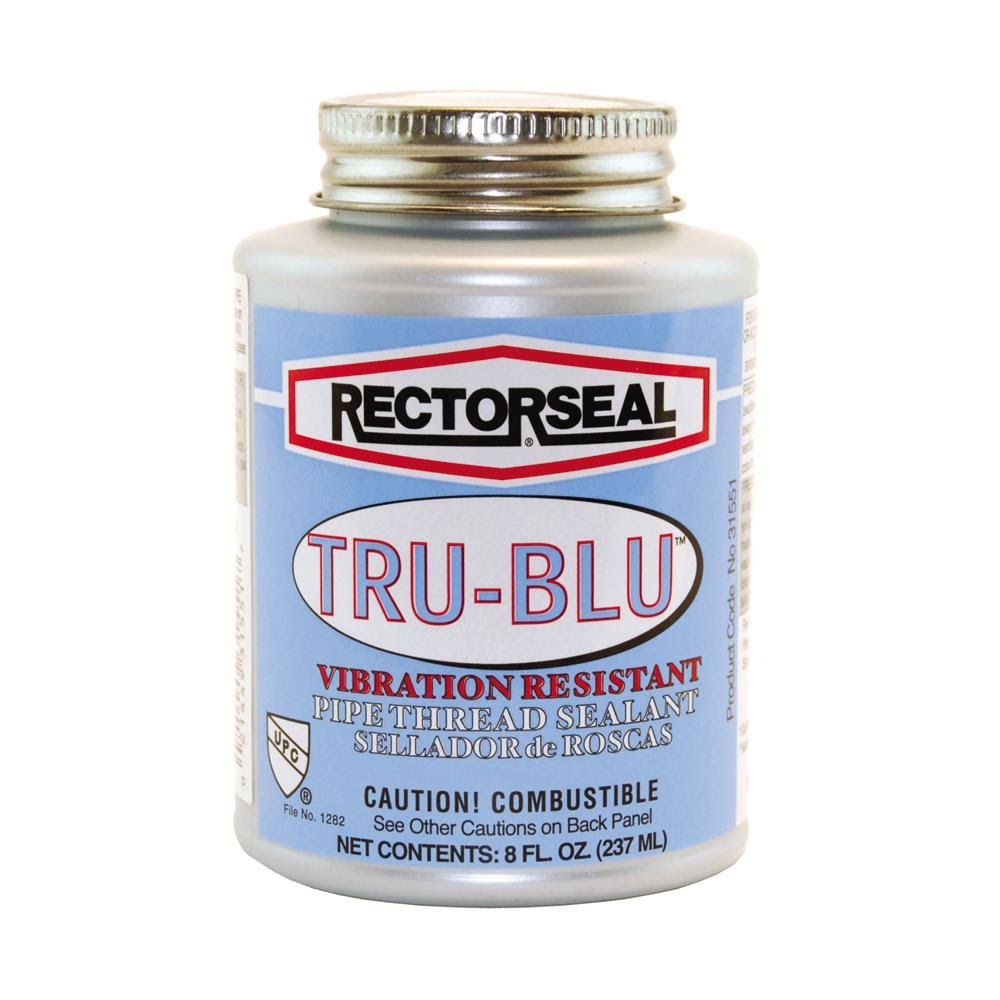 RectorSeal Tru-Blu Pipe Thread Sealant