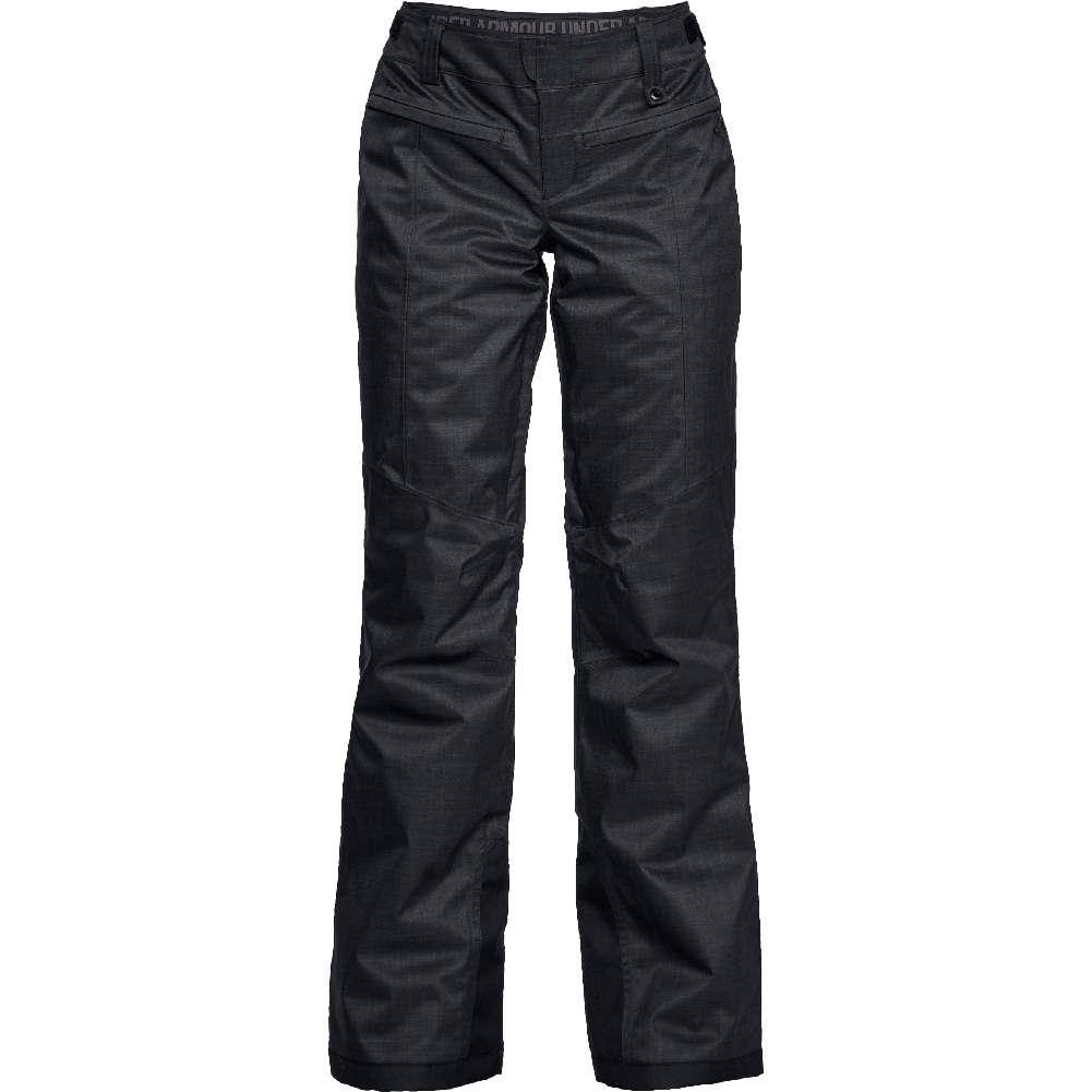 Under Armour Navigate Insulated Pant - Women's Black/Charcoal M