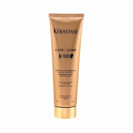 Kerastase Elixir Ultime Beautifying Oil Cream