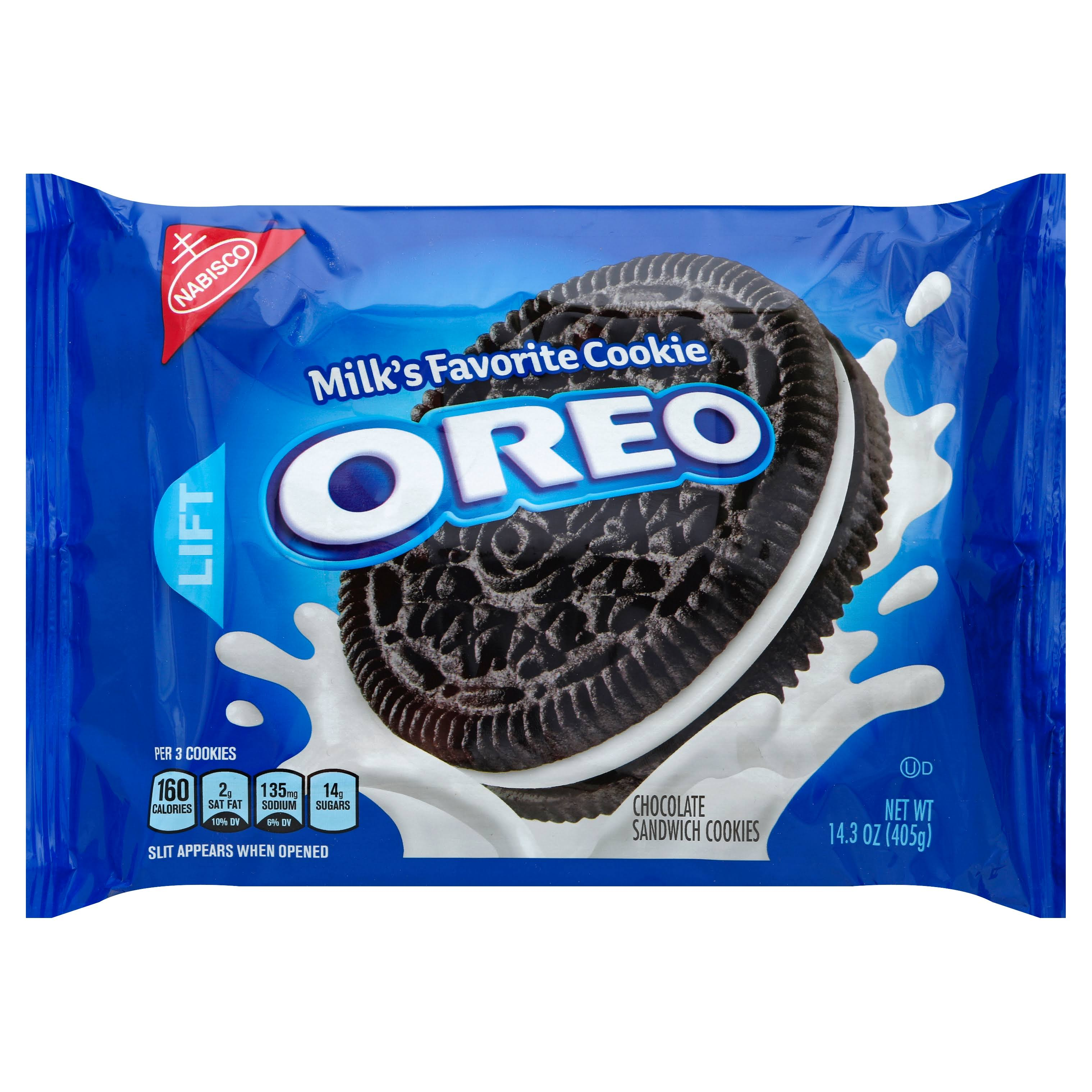 Oreo Chocolate Sandwich Cookie - 405g