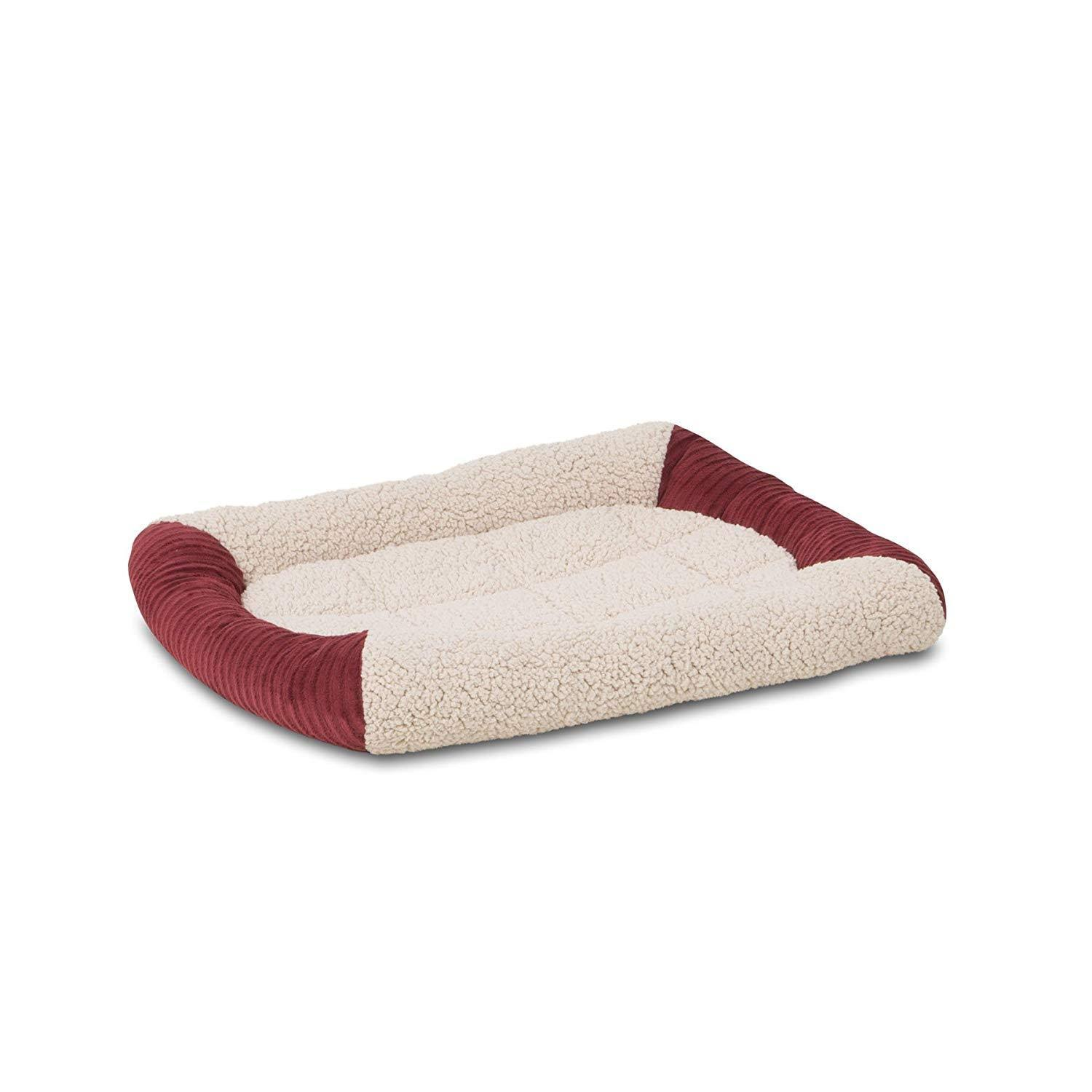 "Petmate Self Warm Bolster Mat - 20.5"" x 14"""