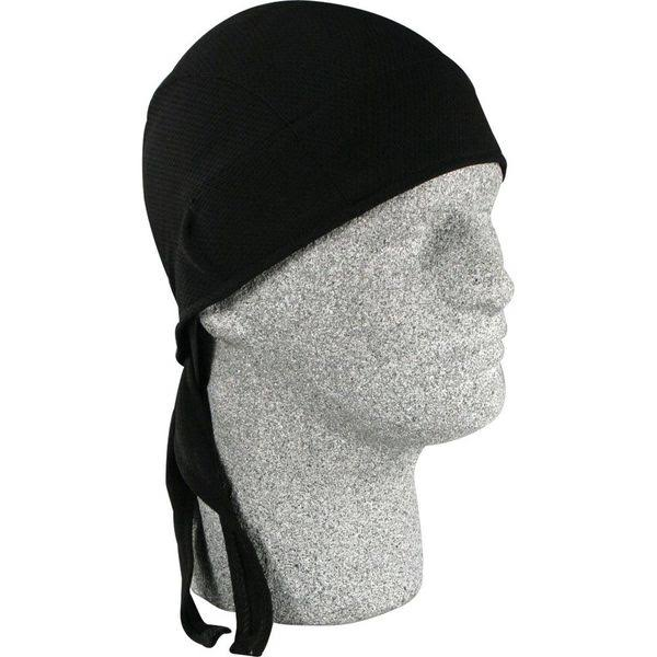 Zan Headgear Flydanna Coolmax Bandanna - Black