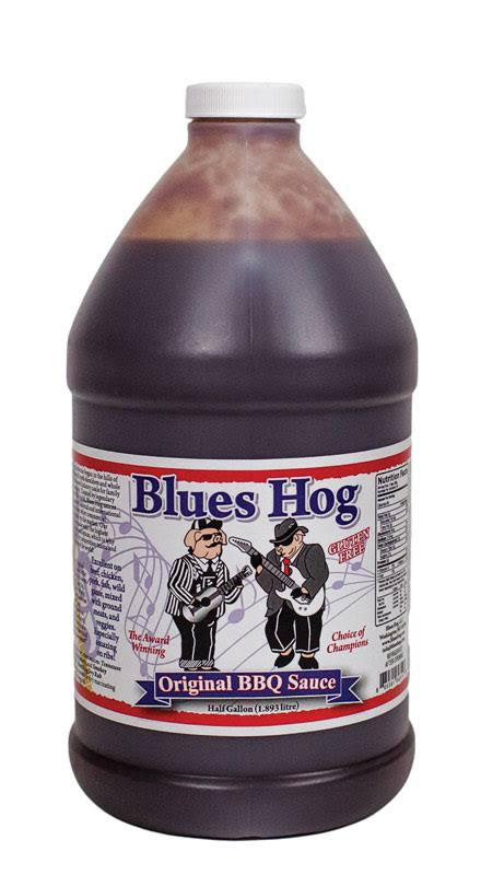 Blues Hog BBQ Original Barbecue Sauce - 1/2Gal, 64oz