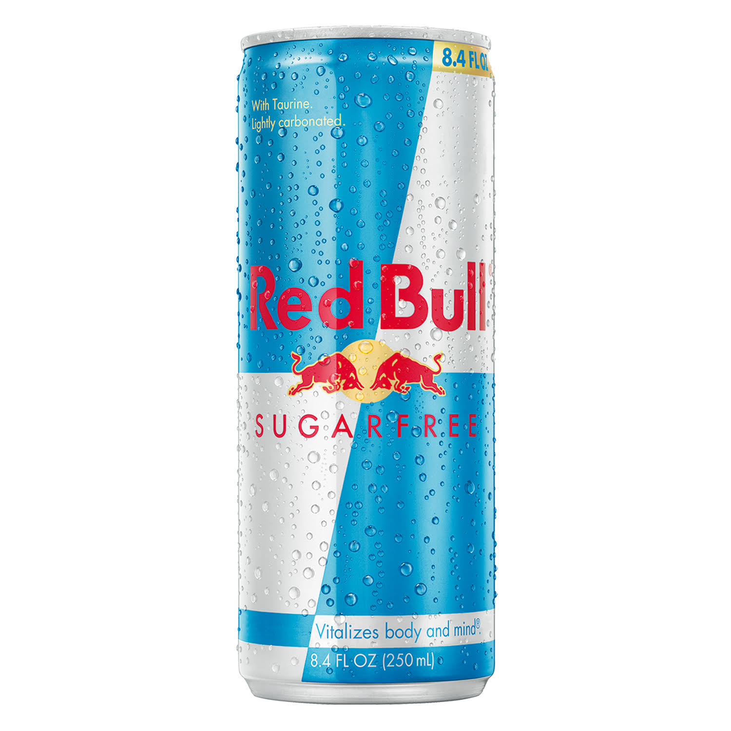 Red Bull Energy Drink - Sugarfree - 8.4 fl. oz