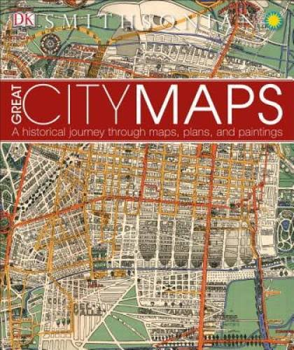Great City Maps - DK