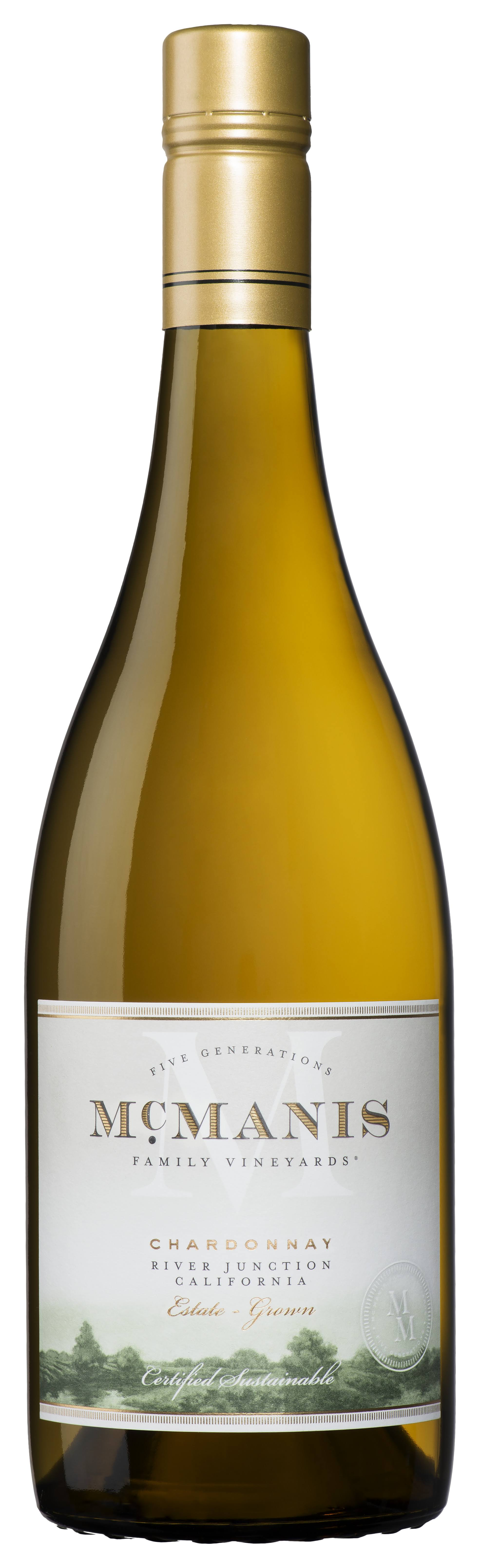 McManis Family Vineyards Chardonnay, River Junction California, 2006 - 750 ml