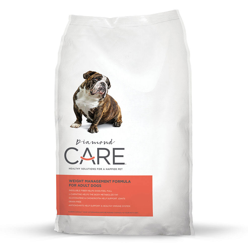 Diamond Care Weight Management Formula Dog Food - 25 lb.