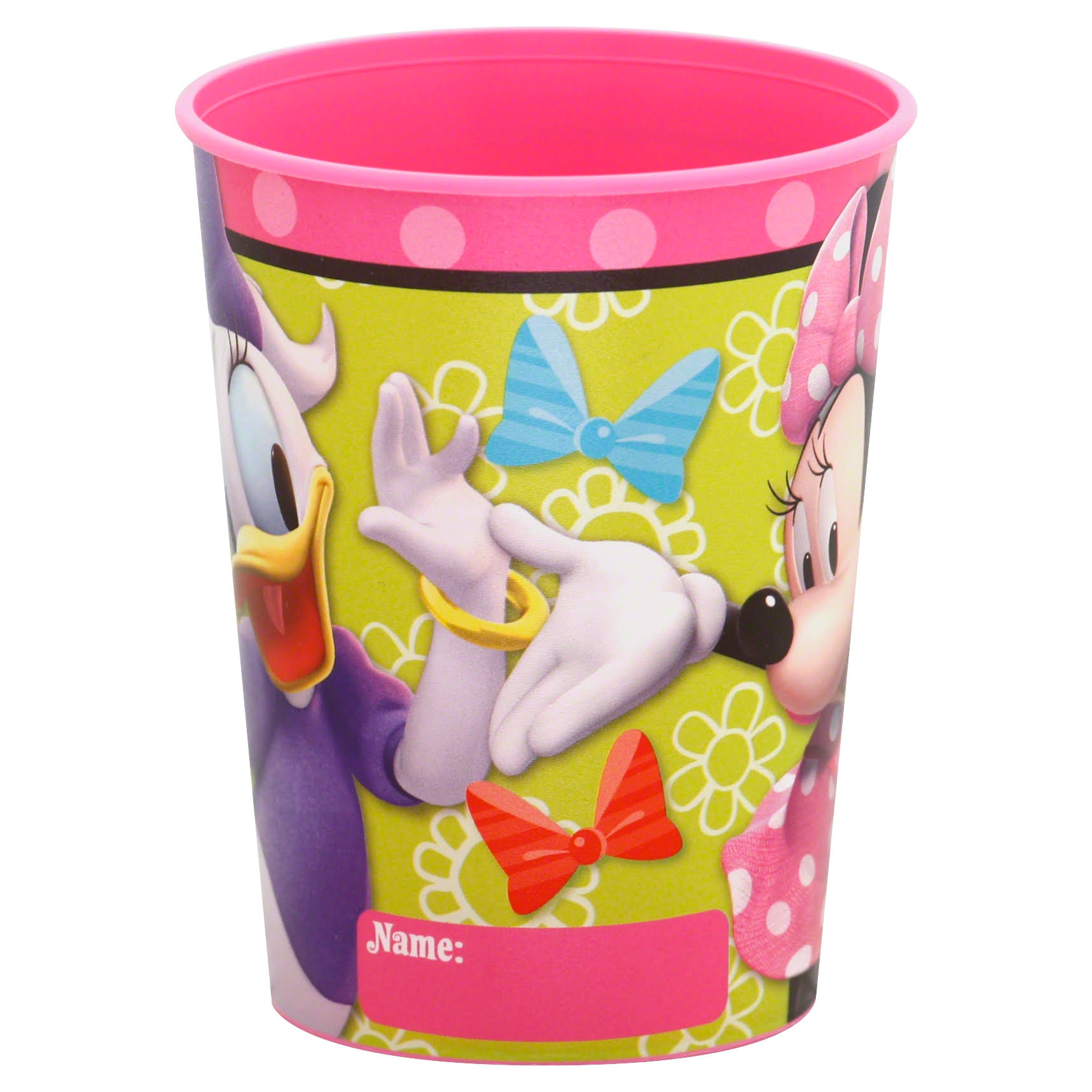 Minnie Mouse Favor Cup