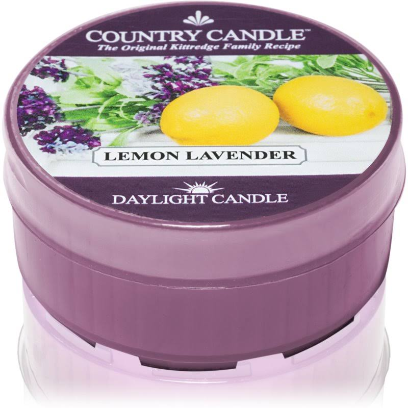 Country Candle Daylight Candle - Lemon Lavender