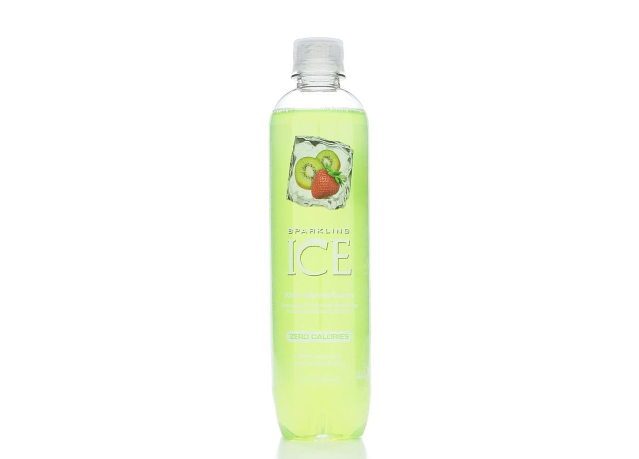 Sparkling Ice Sparkling Water, Kiwi Strawberry - 17 fl oz