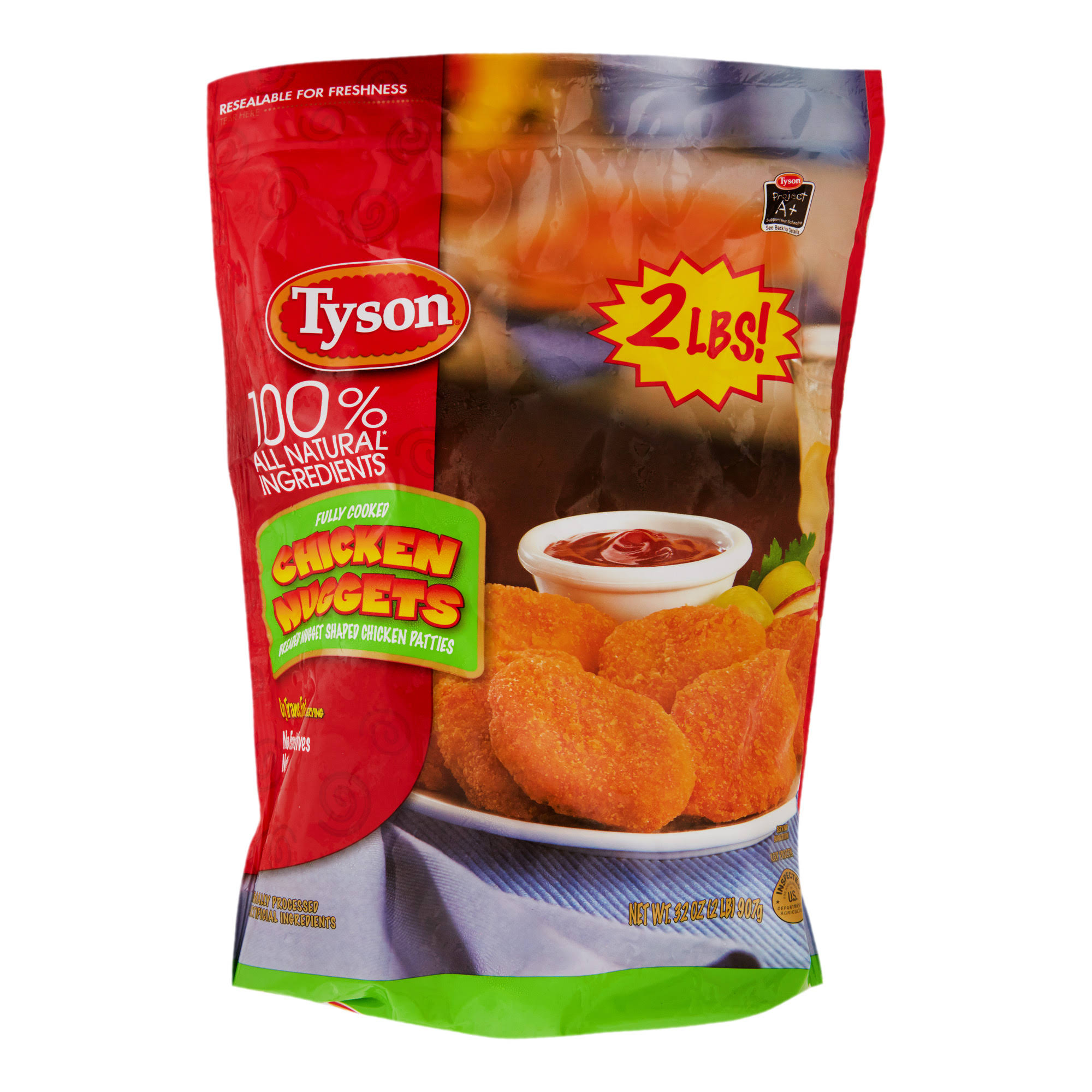 Tyson Chicken Nuggets - 32oz