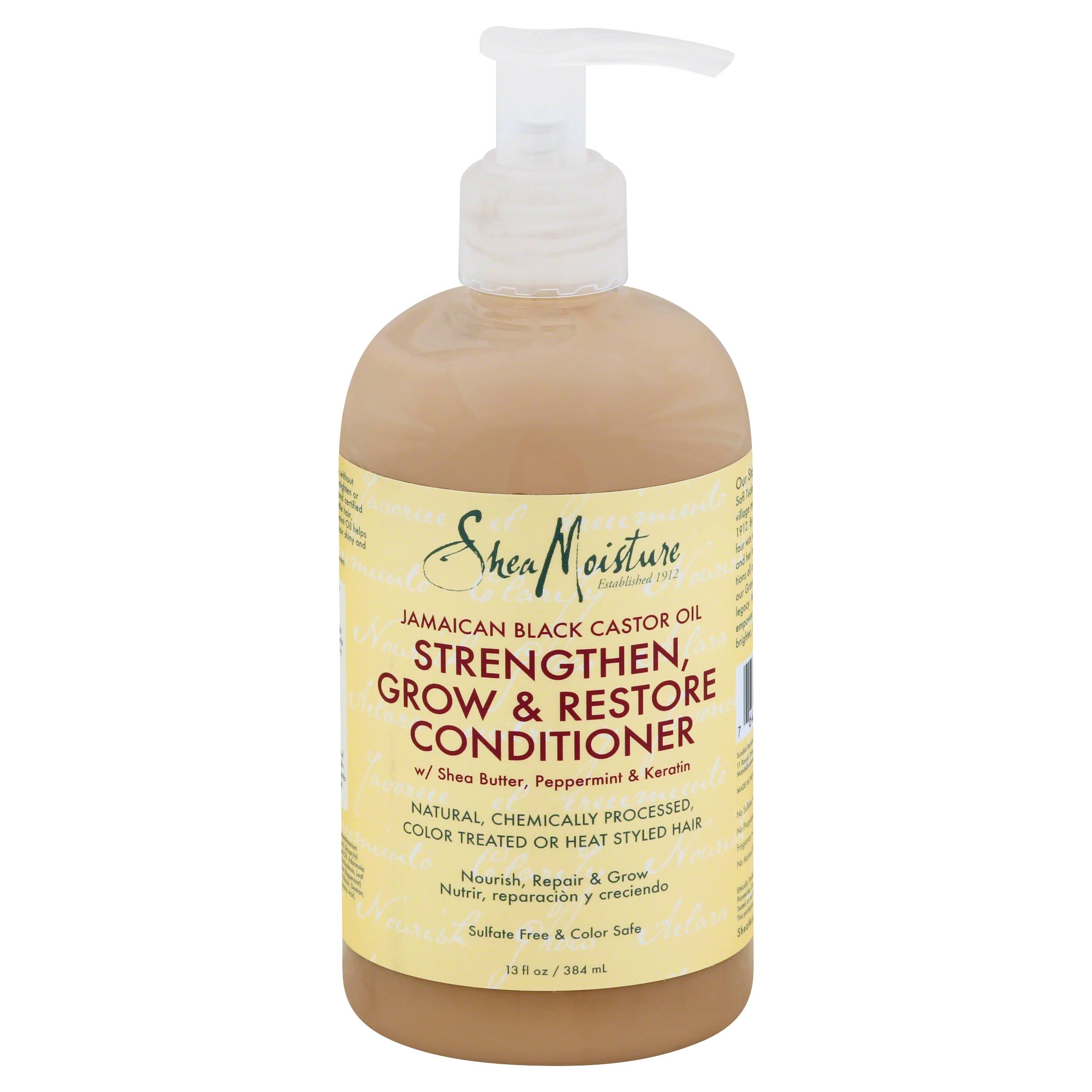 Shea Moisture Jamaican Black Castor Oil Conditioner - 13oz