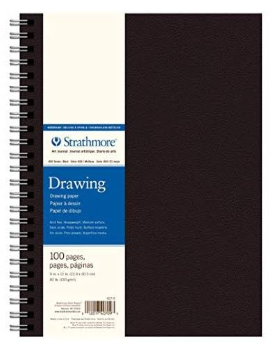 "Strathmore 400 Series Field Drawing Book - 9"" x 12"""