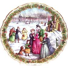 Spode Christmas Tree by Spode China The Victorian Christmas Series