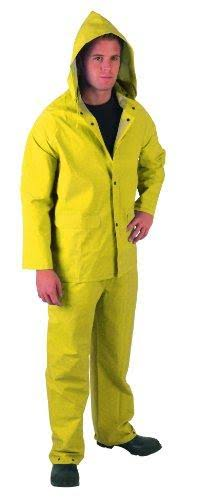 MCR Safety 3-Piece Rain Suit - Medium