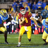 UCLA Bruins football, USC Trojans football, University of California, Los Angeles, UCLA–USC rivalry, Josh Rosen, Sam Darnold