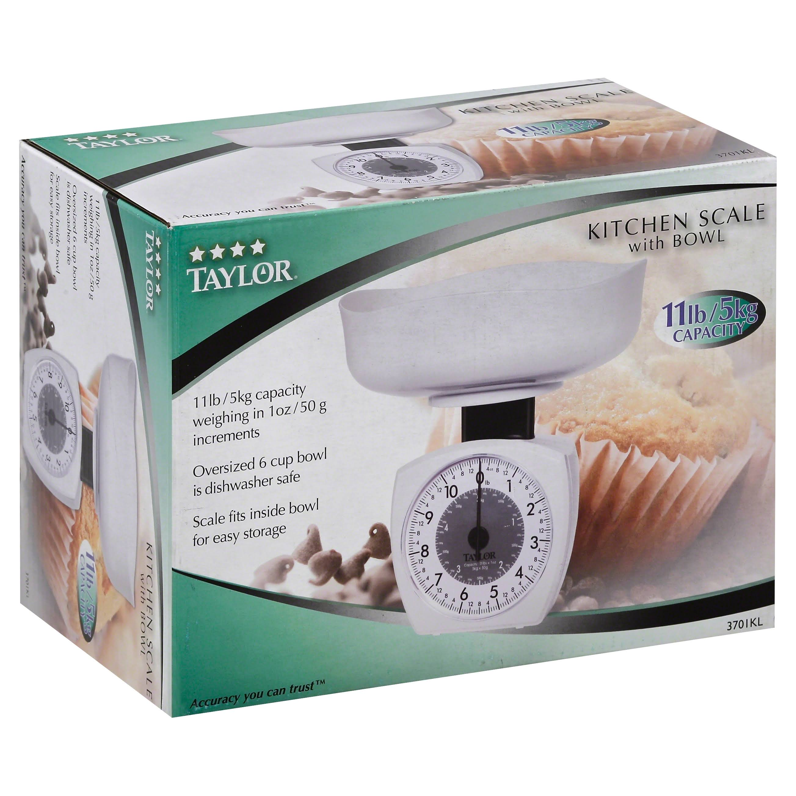 Taylor Kitchen Food Scale - 11lb