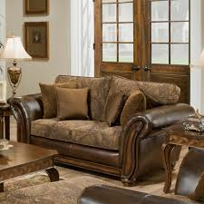 Brown Couch Room Designs by Queen Anne Living Room Furniture Thierrybesancon Com