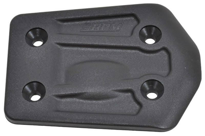 RPM Rear Skid Plate - Black