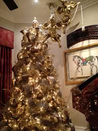 Raz Gold Christmas Trees by Gold Christmas Tree Exquisite Professional Christmas Decor By