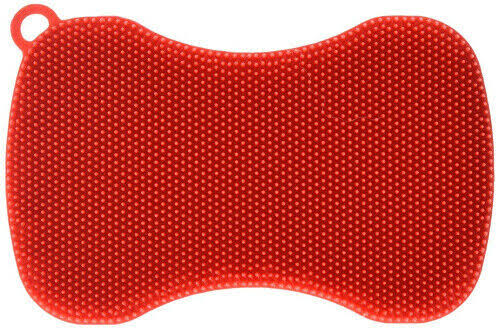 Kuhn Rikon Stay Clean Scrubber Sponge - Red