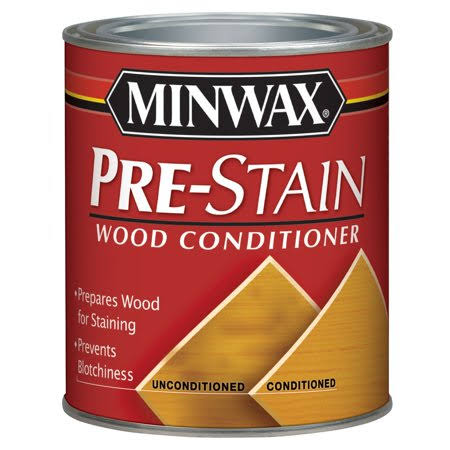 Minwax 13407 Pre-Stain Wood Conditioner - 1/2 Pint