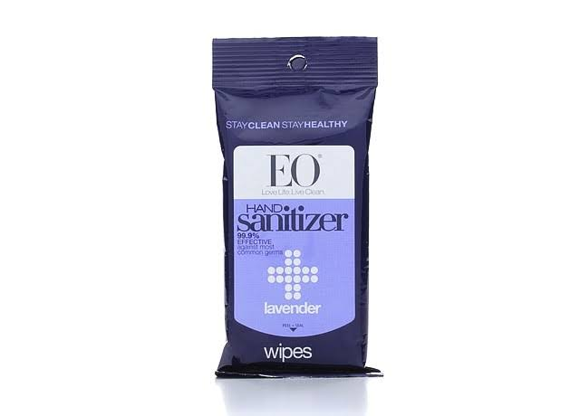 EO Cleansing Wipes - Lavender, 10 Pack