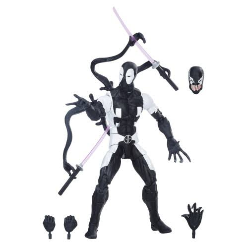 Marvel Legends Series Back in Black Action Figure - Deadpool, 6""