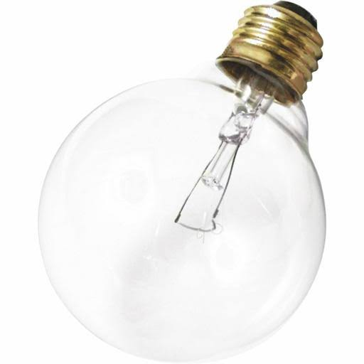 Satco G25 Incandescent Globe Light Bulb - 25W