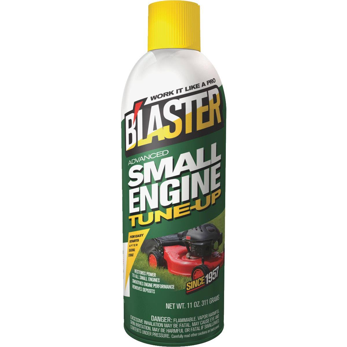Blaster Lawn Mower Tune up - 11 Oz