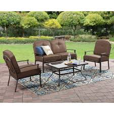 Walmart Patio Umbrella Table by Mainstays Deluxe Orbit Chaise Lounge With Umbrella U0026 Side Table